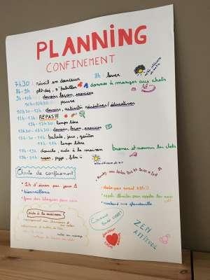 planning confinement